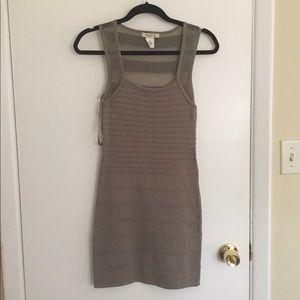 Arden B Sweater Bandage Dress
